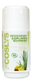 Déodorant agrumes roll-on