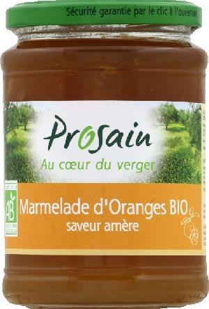 Confitures et compotes biocoop toulouse - Marmelade d orange amere ...
