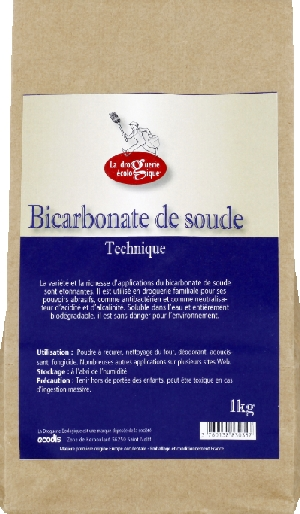 Bicarbonate de soude biocoop toulouse for Detartrage bicarbonate de soude